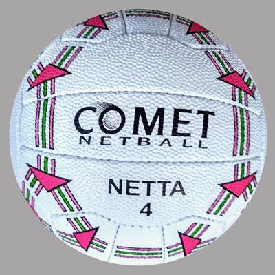 Buy Netta 4 Netball online from Comet Netball