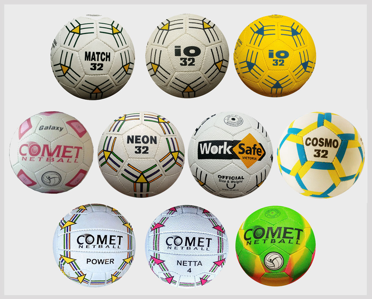 Comet netballs available to buy online