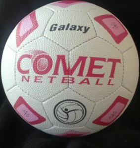Buy Galaxy Netball online from Comet Netball