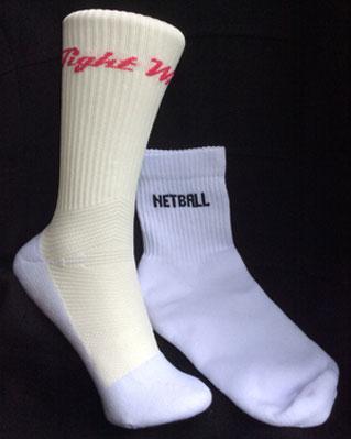 Buy Netball socks from Comet Netball